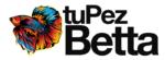 Logotipo oficial de TuPezBetta.com